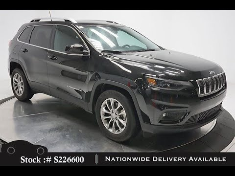 Used 2019 Jeep Cherokee Latitude Plus at Autos of Dallas Wholesale Dealer
