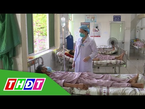 Bệnh lao - phát hiện sớm, điều trị khỏi | THDT