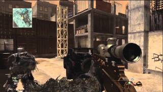 MW3 Glitches and Tricks - Part 3 (Resistance, Outpost, Underground, Seatown ,Arkaden, Hardhat)