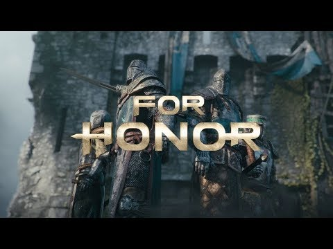 [TWITCH] FOR HONOR BETA | Warden's In-Depth Customization At A Glance