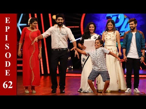 D4 Junior Vs Senior I Ep 62 - New rounds, new challenges! I Mazhavil Manorama