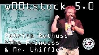 W00tstock 5.0 - Patrick Rothfuss