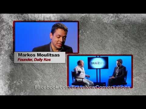 Brave New Conversations: Markos Moulitsas Zúniga Teaser