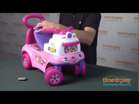 Fisher-Price Sweet Treats Bakery Shop Ride-On From Moose Mountain