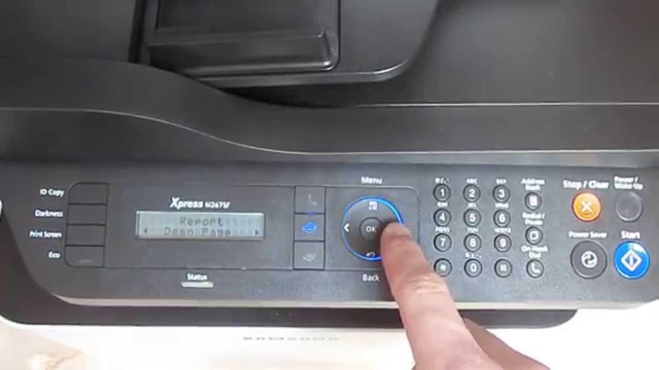 Fix Firmware Reset Xpress SL M2070F M2070FW M2670 M2675