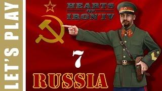 Hearts of Iron 4 Gameplay