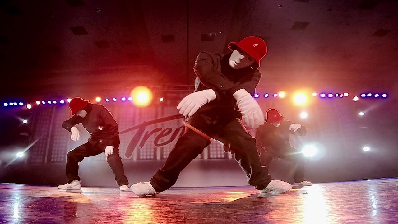Jabbawockeez at Tremaine Dance Convention 2014 - YouTube