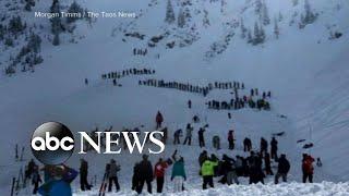 Skier dies in avalanche near Aspen