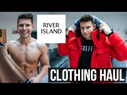 RIVER ISLAND Mens Clothing Haul & Try On | AW18