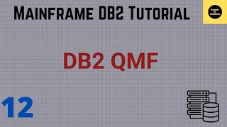 Mainframe Db2 Practical Video Using Qmf