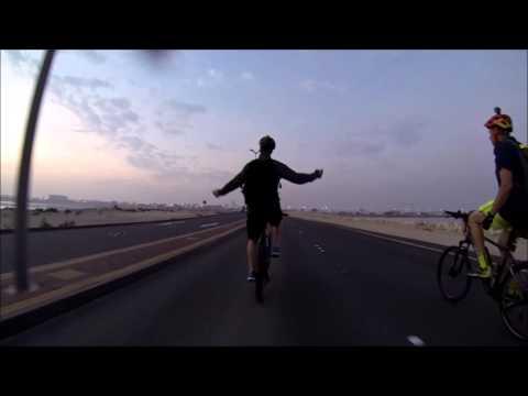 Bahrain Bike Ride - Northeastern Neighborhoods