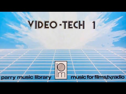 Parry Music Library - Video-Tech 1 [1983]