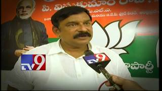 Face to face with BJP MLA Vishnu Kumar Raju - Mukha Mukhi - TV9