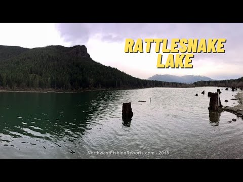 Rattlesnake Lake, King County Washington