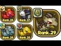 Merge Hatchimon level 42 Hard part 6 | Meo Chan