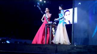 Miss Philippines Earth 2013 Q&A - Nagcarlan, Laguna
