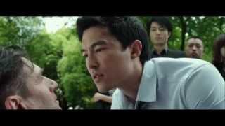Shanghai Calling Clip : Daniel Henney chase scene