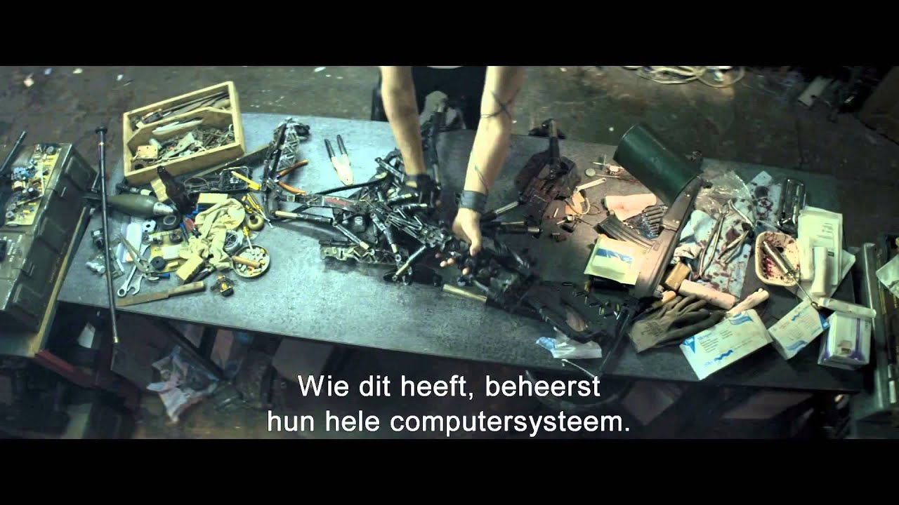 Official trailer Elysium (NL)