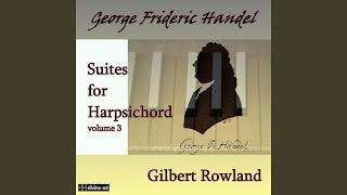 Keyboard Suite in D Minor, HWV 449: V. Aria and 7 Variations