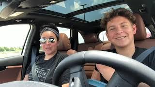 VLOG: TEACHING MY SΟN TO DRIVE