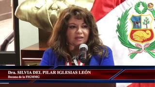 Tema: Ceremonia de Asunción al Cargo de Decana FIGMMG