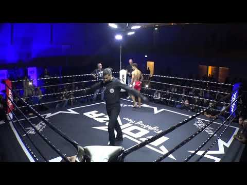 Joey Gogulski Vs Antony Hacken Youth Fighting League 11-11-2018