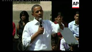 US President presser, s'bites on midterms, Myanmar, US-India relations