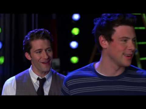 GLEE  - Hello  I Love You HD