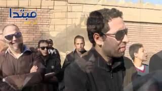 فيديو| أبو تريكة أمام قبر الثعلب