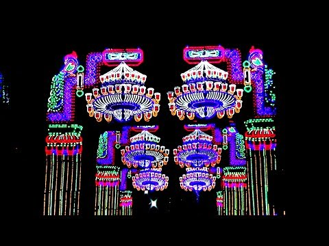 Spectacular LED Lighting of Chandannagar | Best Decorative Lights Manufacturers in India