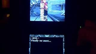 Guilty Gear Dust Strikers - Sol Story Mode (2/2)