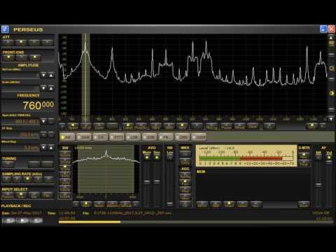 Radio Quito (Ecuador) 760kHz 5/28/17 05:59~ (Local Time) - National Anthem & SA