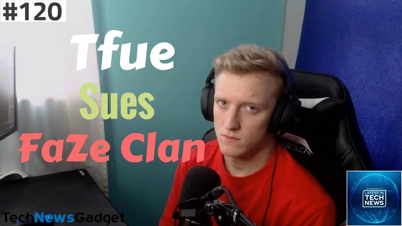 120 Tfue Whines About His Contract With FaZe Clan