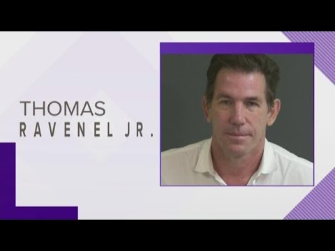 Thomas Ravenel Jr. arrested charged with assault and battery