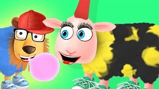 Animals Hair Salon Fun To Make Hairstyles, Funny Faces - Adorable Animation Fun Game For Children
