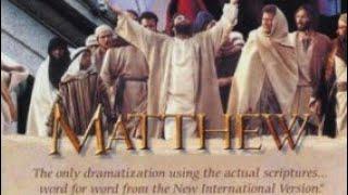 Film intreg Evanghelia lui Matei - Full movie Romanian Gospel of Matthew
