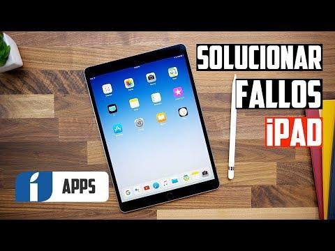Cómo reparar un iPad bloqueado con el logo de Apple o