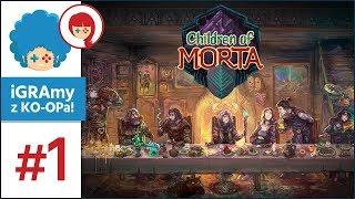 Children of Morta PL #1 z Szynką | Przepiękna i magiczna gra :o