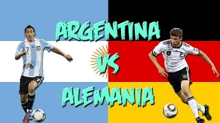 PES 2015 GAMEPLAY | ARGENTINA VS ALEMANIA| PC 1080p | 60 FPS