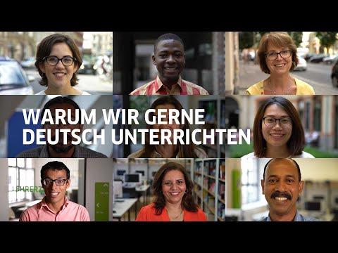 Warum Wir Gerne Deutsch Unterrichten