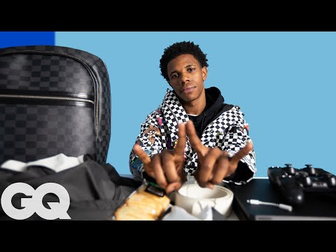 D-Strong - 10 Things A Boogie Wit Da Hoodie Can't Live Without!