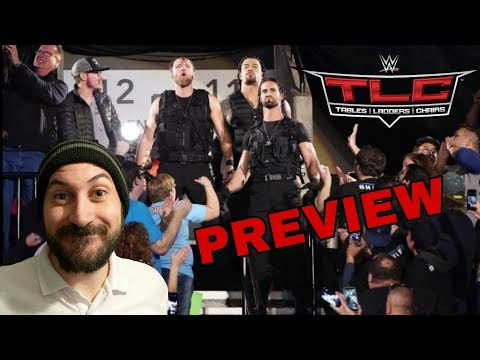 PREVIEW: WWE TLC 2017 Predictions!!!