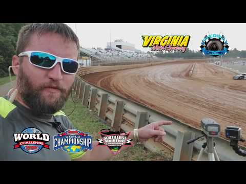Speed Radar - 9-15-17 Virginia Motor Speedway - Fastrak Racing & Southeast Dirt Modified