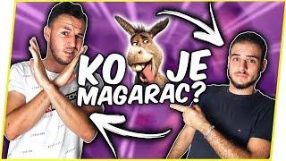 KO JE MAGARAC?! DJOTA VS NOLE