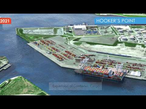 See Port Tampa Bays latest master plan update video