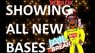 ✔Secrets And Location ✔Of the 2 New Bases In (Jailbreak)| Roblox