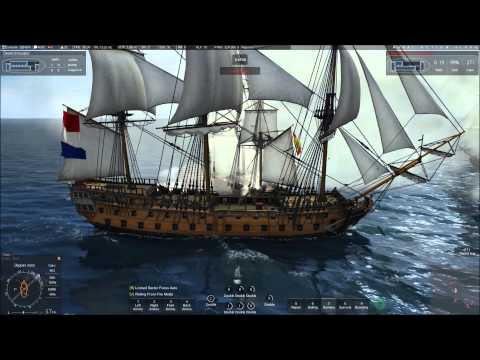 Naval Action Open World - Episode 67 - Cerberus and Belle Poule and Frigates Oh My