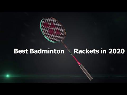 Top 6 Best Badminton Rackets In 2020