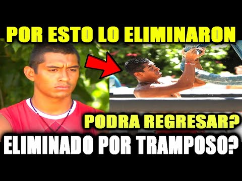 (ACTUALIZACION) PARTICIPANTE EXPULSADO POR HACER TRAMPA EXATLON MEXICO TITANES VS HEROES