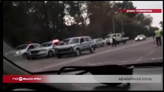 4 человека погибли в результате столкновения двух автомобилей в Братском районе